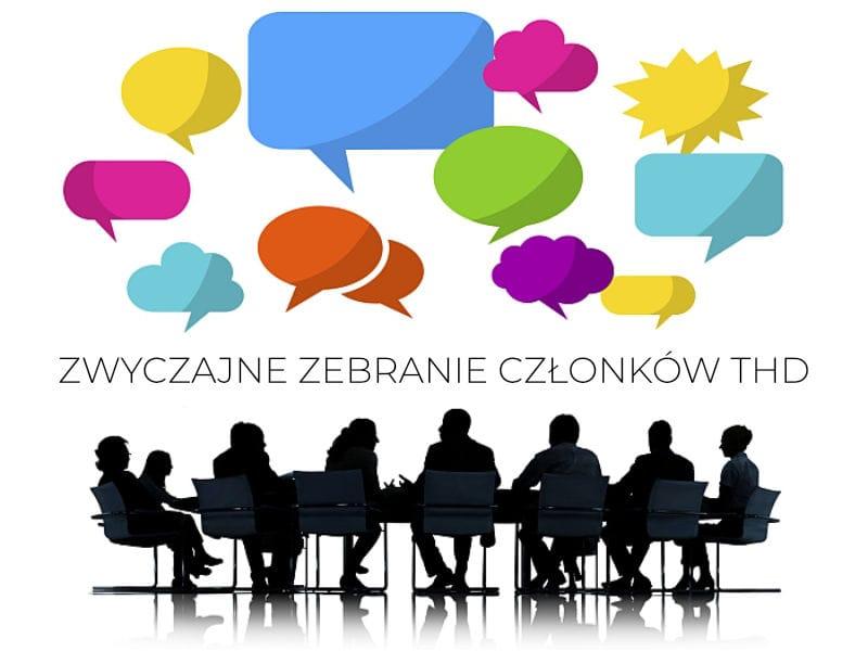 Walne Zebranie Członków THD 17.09.2020
