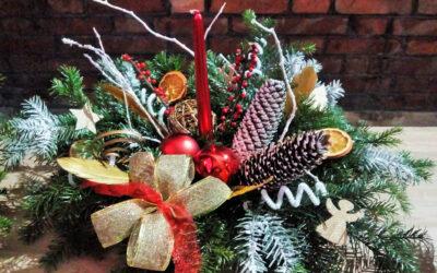 Kiermasz stroików świątecznych 2020